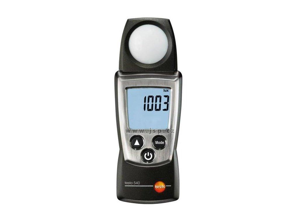 Testo 540 Přístroj pro měření osvětlení