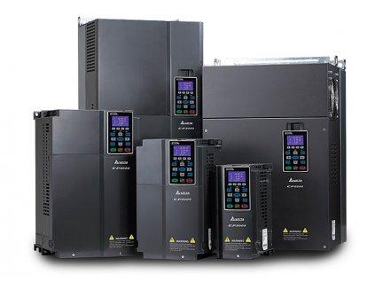 VFD3550CP43C-21 Frekvenční měnič pro ventilátory, čerpadla, HVAC
