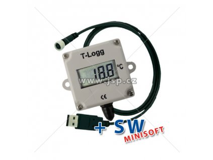 Greisinger T-Logg 100 SET Datalogger pro záznam teploty
