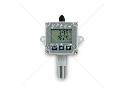 Greisinger EASYlog 80 CL - datalogger pro vlhkost / teplotu / tlak vzduchu