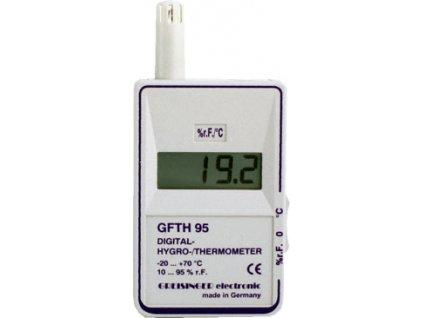 Greisinger GFTH 95 Digitální vlhkoměr / teploměr