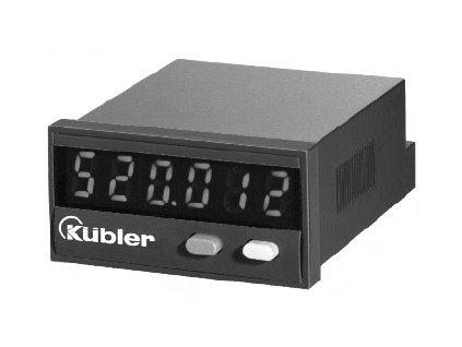 Kübler Codix 520 Elektronický čítač impulsů pro přičítání/odečítání