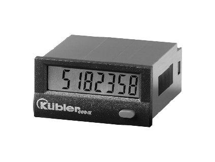 Kübler Codix 130 Elektronický čítač impulsů pro přičítání