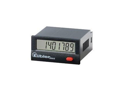 Kübler Codix 140 Elektronický čítač impulsů pro přičítání