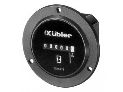 Kübler HR76.1 Elektromechanický čítač času