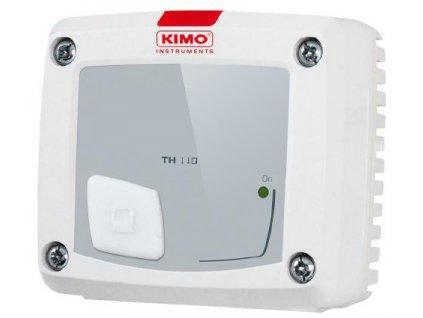 Převodník vlhkosti a teploty bez displeje TH110-PNS - prostorové provedení, 4-20 mA