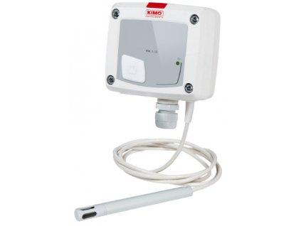 Převodník vlhkosti a teploty bez displeje TH110-AND - kabelové provedení, 0-10 V
