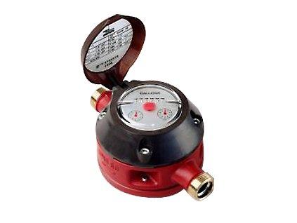 Průtokoměr pro ropné látky Contoil VZO 15 RC 130/16