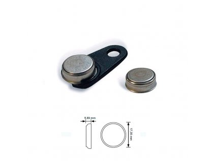 Kimo KT-20 Miniaturní datalogger pro záznam teploty