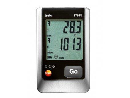 Testo 176-P1 5kanálový záznamník tlaku, teploty a vlhkosti