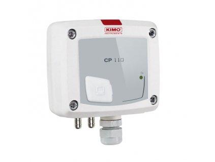 Kimo řada CP 110 Snímače diferenčního tlaku s el. výstupem bez displeje