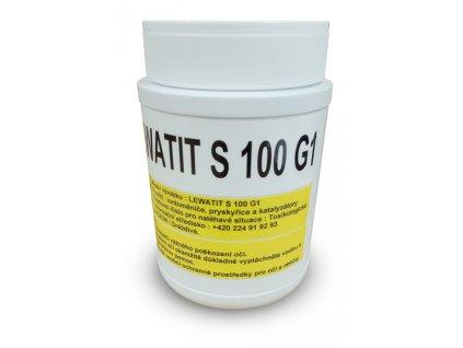 Katexová náplň Lewatit S 100 G1