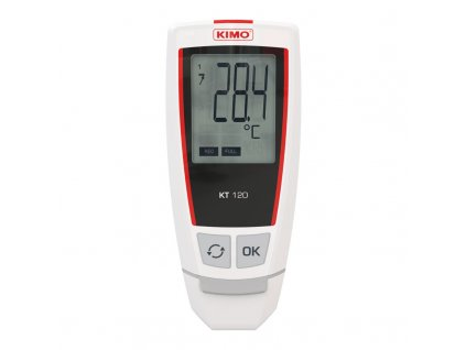 Kimo KT 120 Datalogger řady KISTOCK  pro záznam teploty