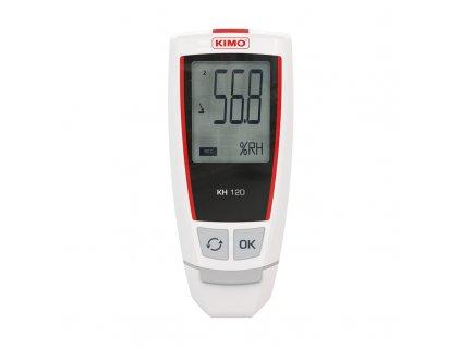 Kimo KH 120 Datalogger řady KISTOCK  pro záznam teploty a vlhkosti