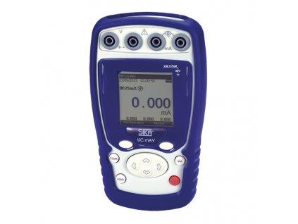 SIKA UC mAV.2 Ruční kalibrátor/simulátor pro proudový a napěťový výstup
