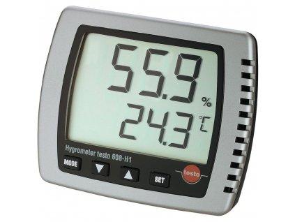 Testo 608-H1 stolní vlhkoměr/teploměr