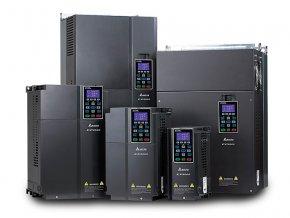 VFD4000CP43A-00 Frekvenční měnič pro ventilátory, čerpadla, HVAC