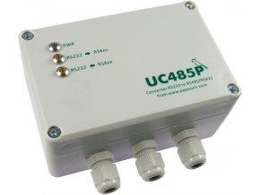 UC485P Průmyslový převodník RS232/RS485