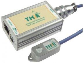 TH2E Ethernetový teploměr s vlhkoměrem
