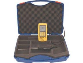Greisinger GMH 3710/SET1 Přesný teploměr s kalibračním certifikátem