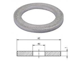 Těsnění pro manometrové šroubení (1 ks)