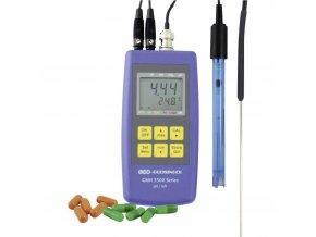 GMH 3511-Set Kompletní souprava pro měření pH a teploty