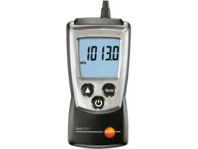 Testo 511 Přístroj pro měření absolutního tlaku (barometr a výškoměr)