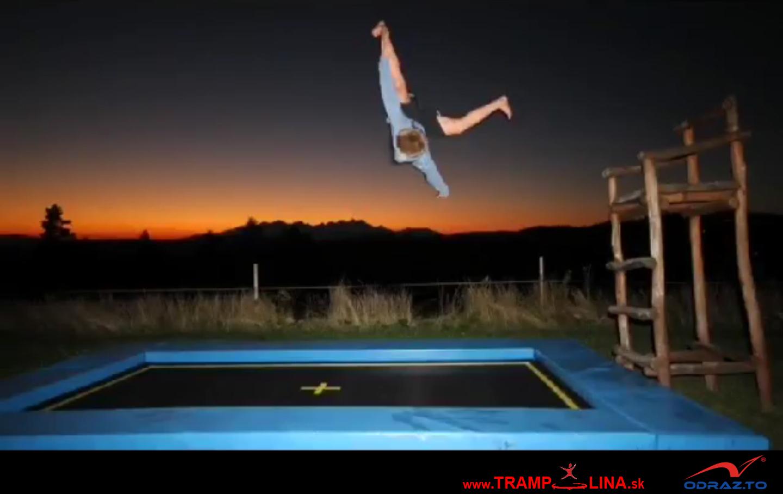 trampolinaodrazto