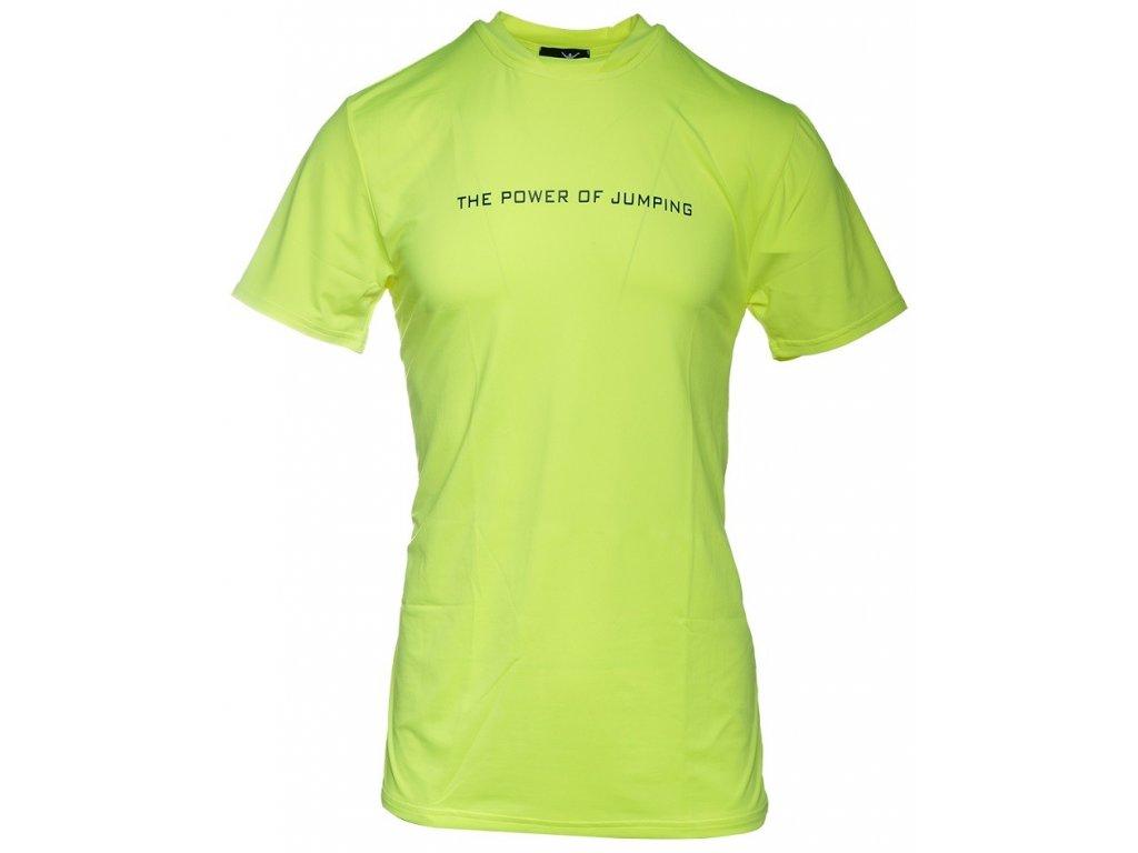 Jumping Pánské funkční triko (Velikost S)