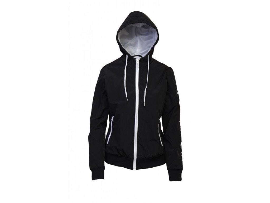 Nepromokavá sportovní bunda s kapucí STOCKHOLM