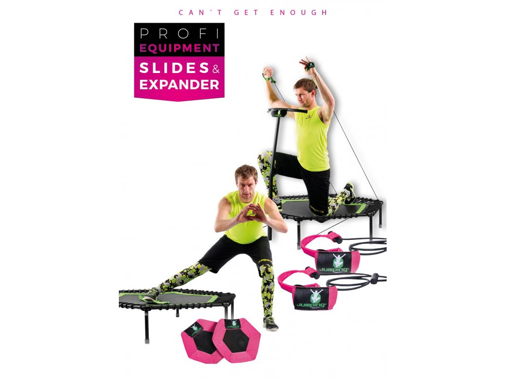 Expanders & Sliders pink