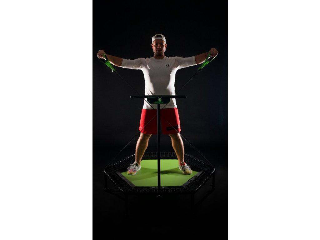 Expanders & Sliders green