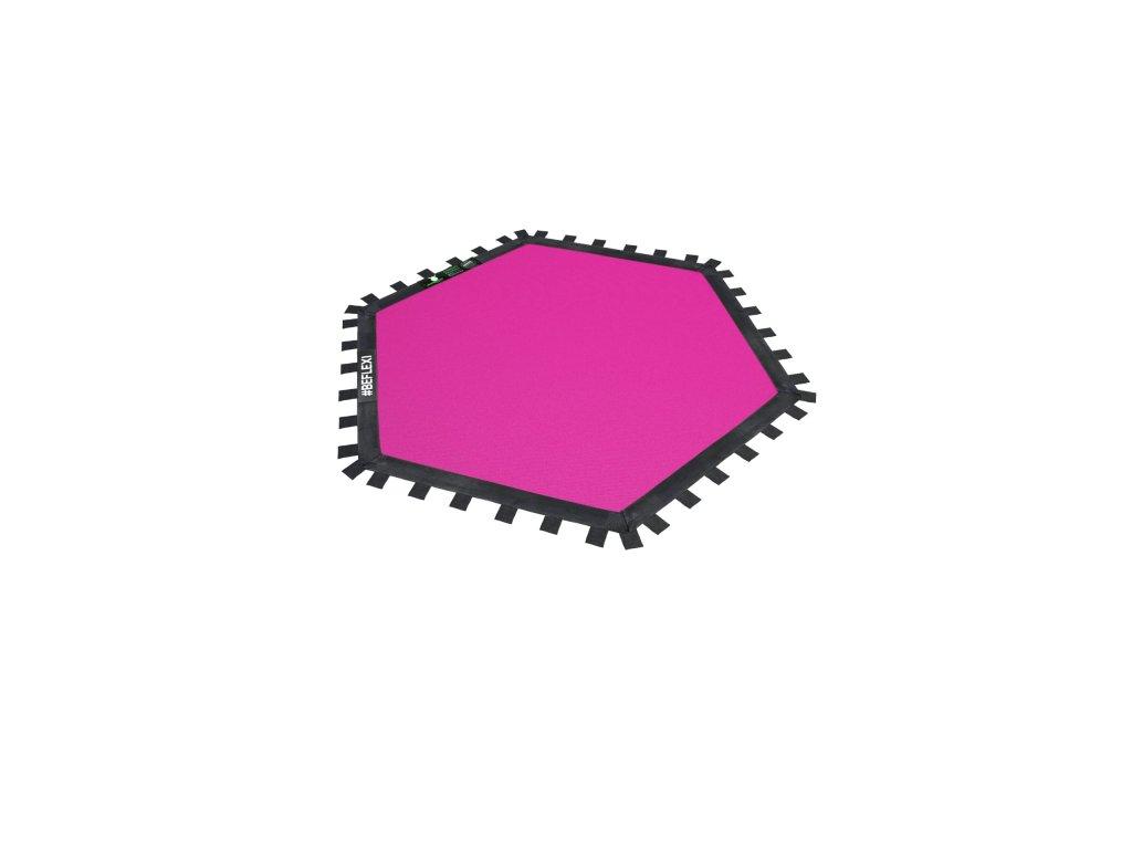 Doskočný výplet FLEXI Pink