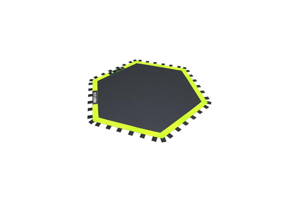 Doskočný výplet FLEXI Green