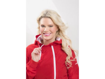 Nepromokavá sportovní bunda s kapucí ATLANTA (Velikost XL)