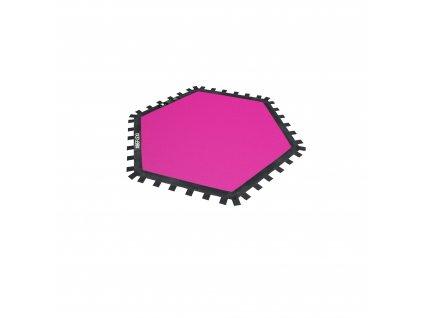 695 doskocny vyplet flexi pink