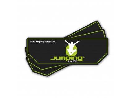 Samolepící etiketa na opěrné madlo pro Trampolínu Pro Jumping