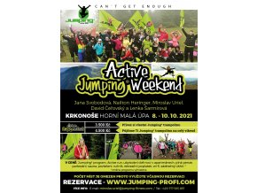 Active Jumping® Weekend 18-20.9.2020