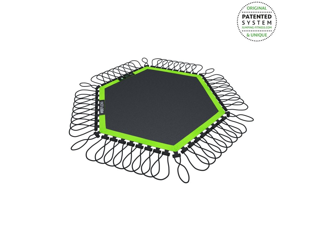 Flexi zelený komplet patented
