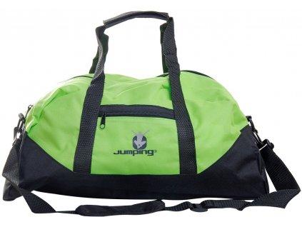 Jumping Grüne Sporttasche