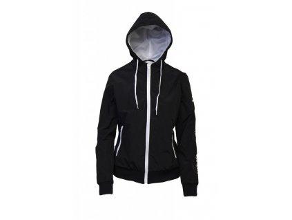 Waterproof athletic jacket with hood STOCKHOLM