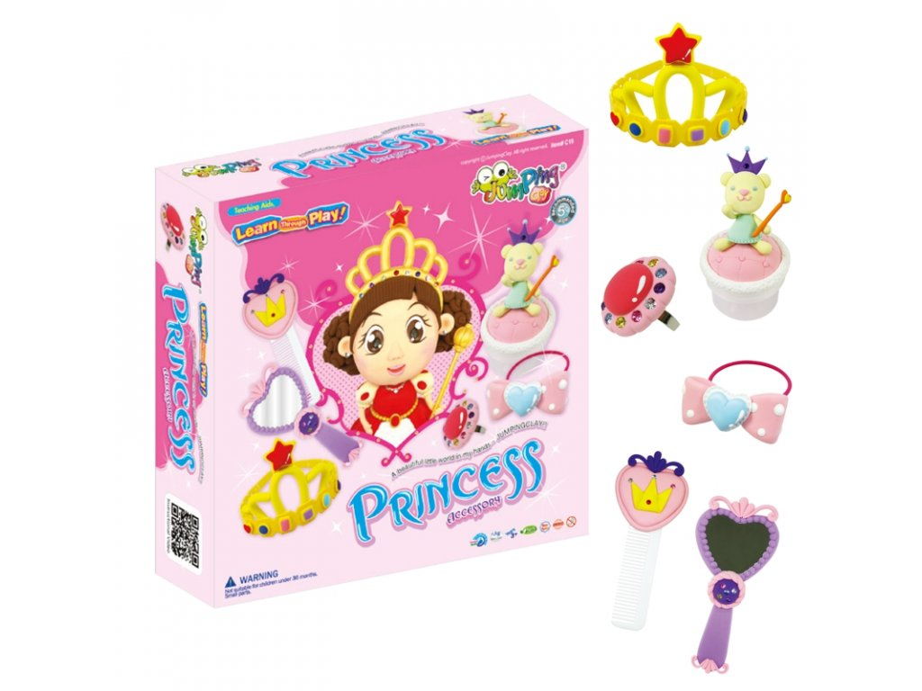 C19 princess accessory set jumpingclay1