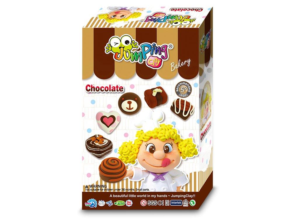 JumpingClay čokoláda