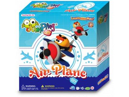 JumpingClay letadlo