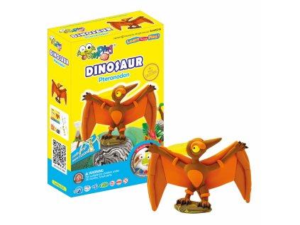 dinosaur pteranodon jumpingclay1