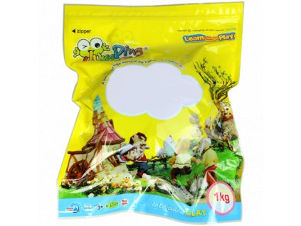 Modelína Jumping Clay 1 kg (2200 ml)
