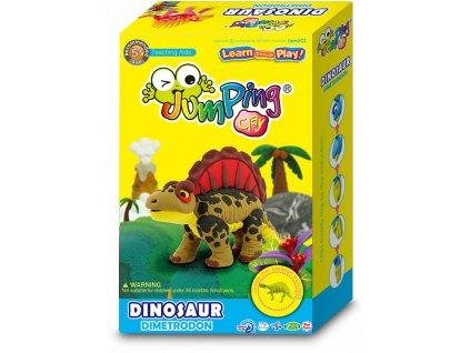 JumpingClay Dimetrodon
