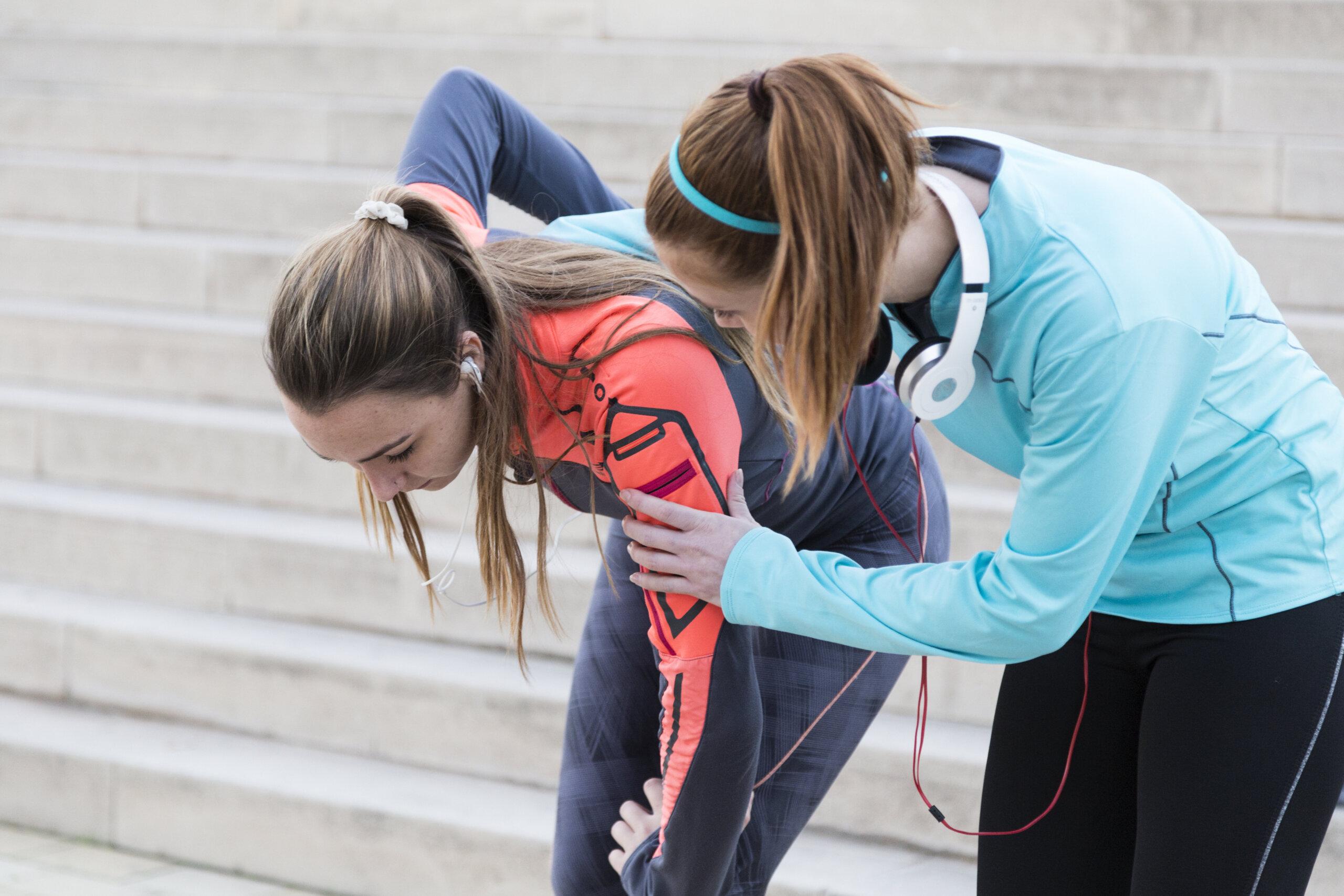 Jak vyzrát na svalové křeče při cvičení