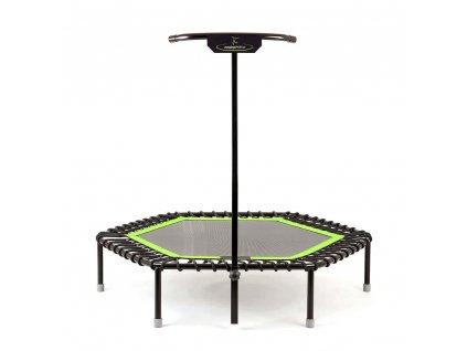 JumpingSPORT trampolína profi (6-hranná)