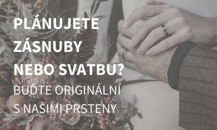 Plánujete zásnuby nebo svatbu?